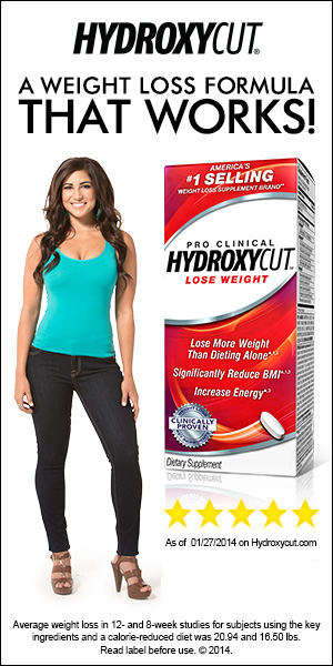 Hydroxycut Pro Slim Women